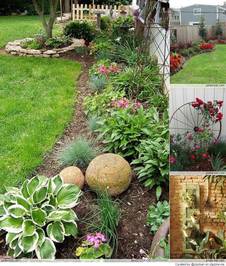 Ideas For Flowers In Backyard: Pinterest €� The World's Catalog Of Ideas