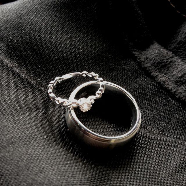 The 25+ best Cute promise rings ideas on Pinterest   Knot ...
