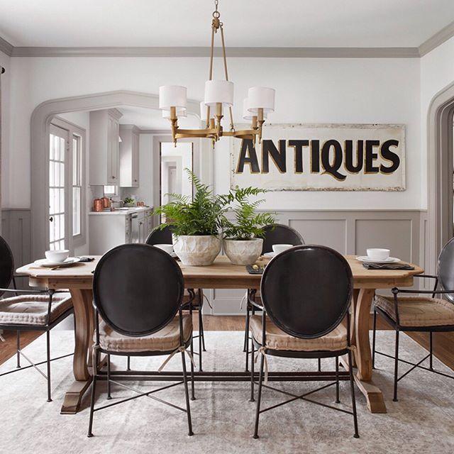 Fixer Upper Season 5 Episode 2 Molding: 82 Best Dining Rooms Images On Pinterest