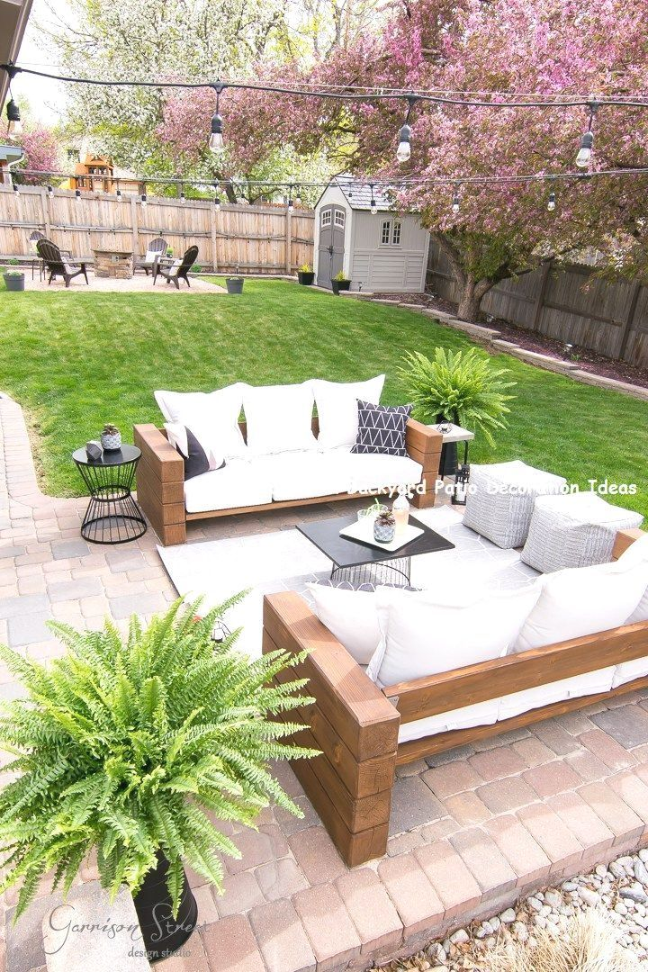 13 Awesome And Cheap Patio Furniture Ideas 2 Diy Garden Pation