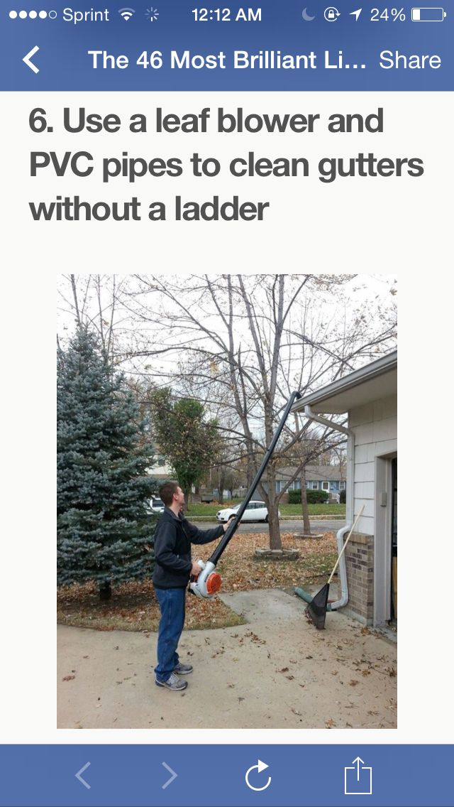 15 Best For The Home Images On Pinterest Gutter Cleaning