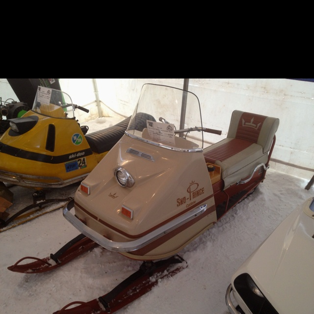 Sno-Prince Snowmobile from 2012 NH Snodeo