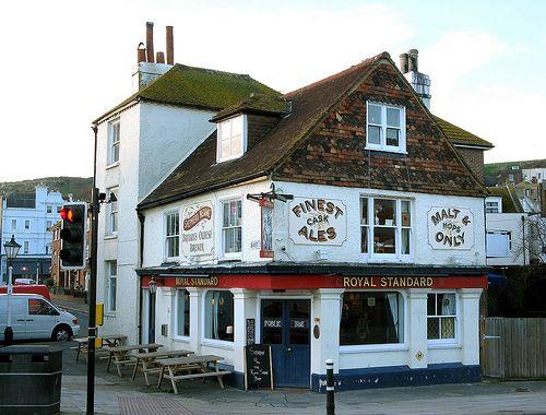 Royal Standard, Old Town, Hastings, East Sussex