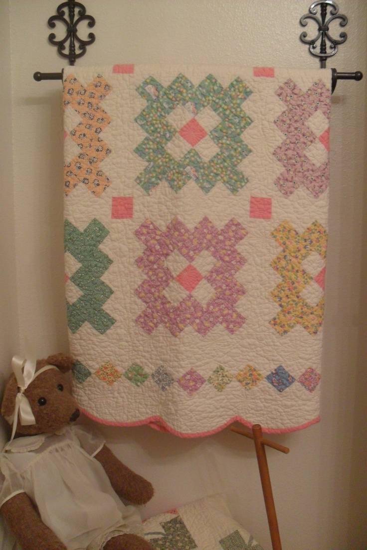 1930's Reproduction Quilt