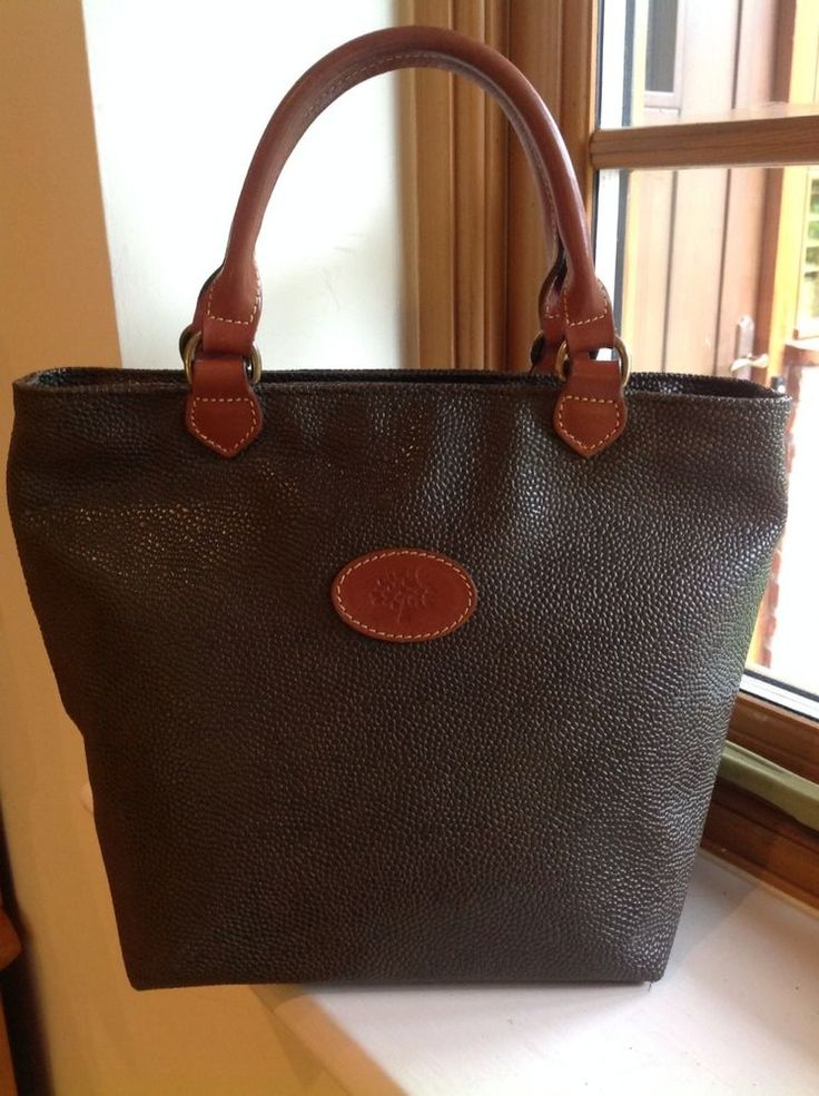 e2aee50d4df2 ... coupon code for mulberry bayswater double zip vintage mulberry mole  branston scotchgrain hellier tote bag new