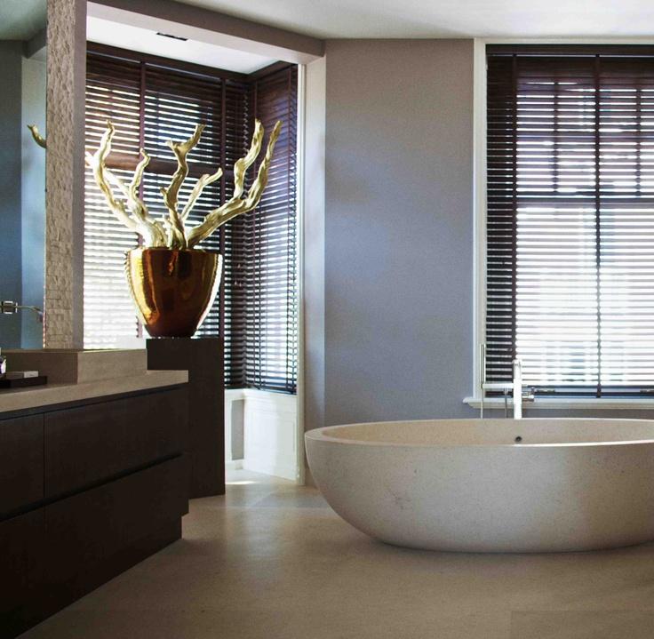 Bathroom design by team Eric Kuster!! #interiordesign