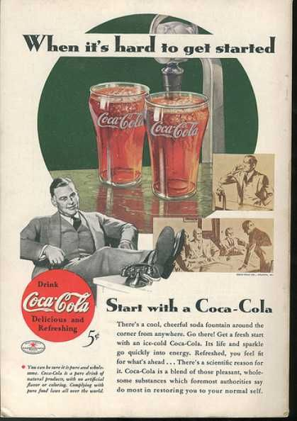 coca cola company then and now The coca-cola company (ko) will probably climb 95 percent over the next 12 months, according to price target estimates compiled by finviz meanwhile, they have set a $61 high price target.