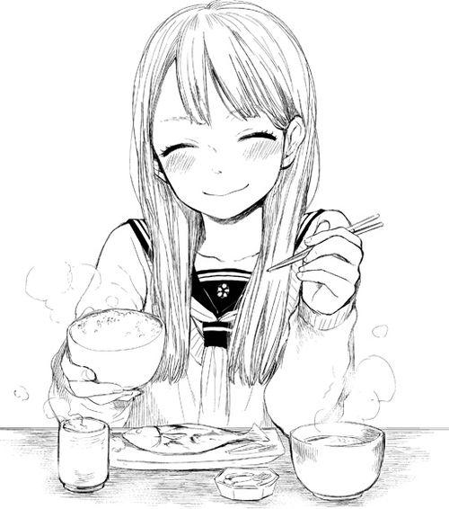 609 Best Drawing - Inspiration Anime/Manga Characters Images On Pinterest | Anime Girls Manga ...