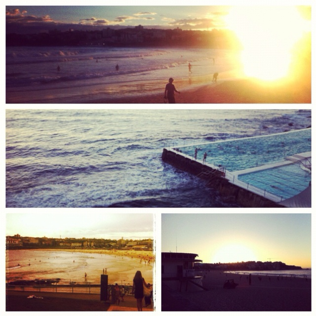 Bondi Beach, our soul, our love, our life!