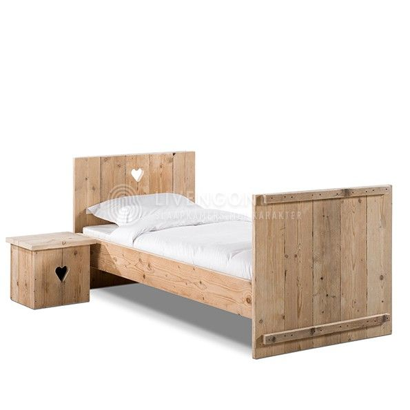 28 best images about steigerhout meubel on pinterest bar for Steigerhout bed