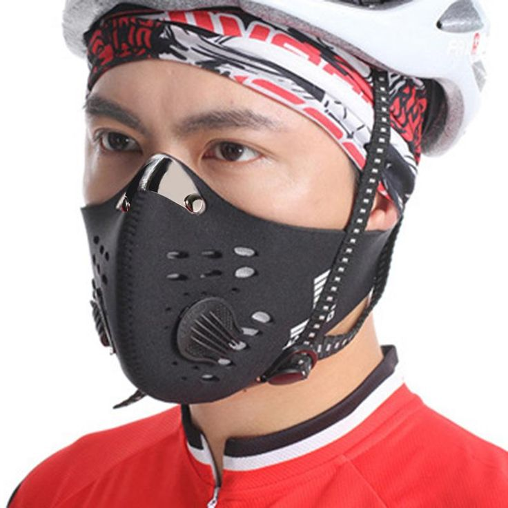 Outdoor Half Face Mask Mouth-muffle Windproof for Bicycle Skiing