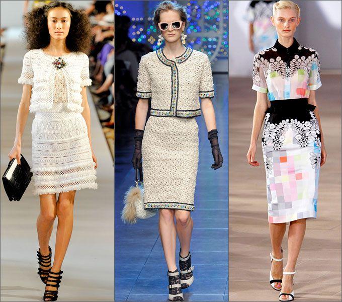 (+1) - Ретро-тенденции в стиле 50х | Мода
