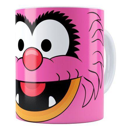 Caneca Os Muppets Animal 02