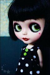 FA (Laura [Loutková]) Tagy: černé vlasy panenka tělo blythe lenošení krásné zakázku čisté neemo liloloops