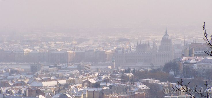 Budapest 201202 - Országház