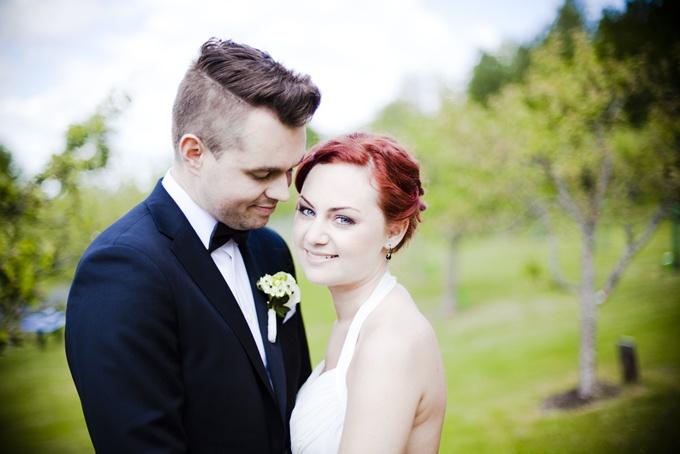 Vackra Hanna och Marcus - Fotograf Elin Carlholt