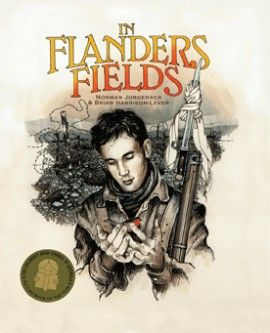 In Flanders Fields - Norman Jorgensen and Brian Harrison-Lever