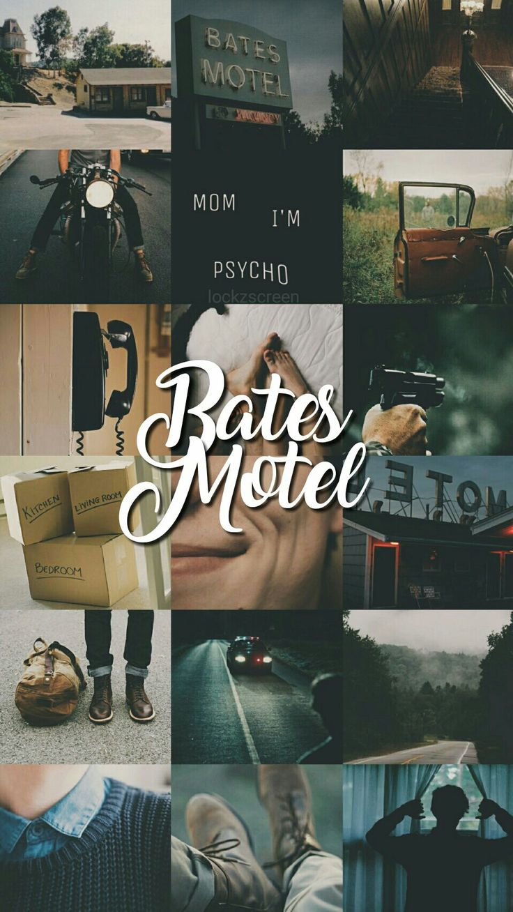 Wallpaper Bates motel