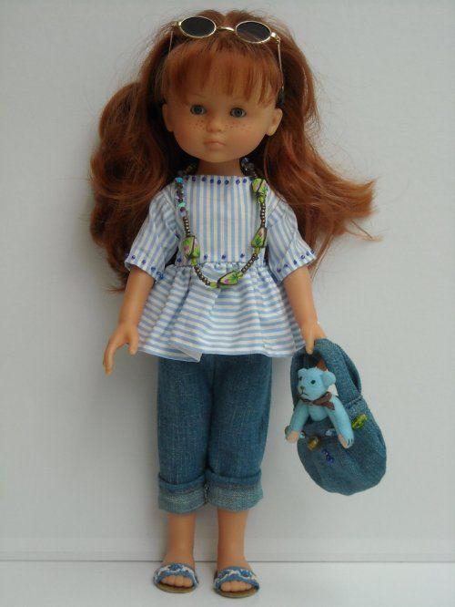 """Helene568's articles tagged """"Marie Claire idées"""" - Page 3 - Les poupées à trousseau - Skyrock.com"""