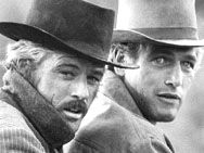"""""""Who are those guys?"""" - Butch Cassidy and the Sundance Kid"""