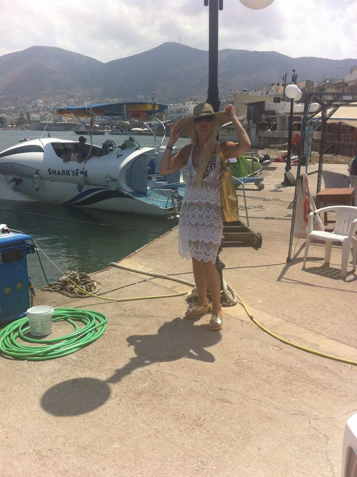 Be the harbour - Heraklion