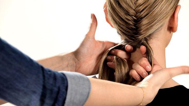 awesome Умопомрачительная коса «Рыбий хвост», как плести? — Пошаговые действия с подробным описанием