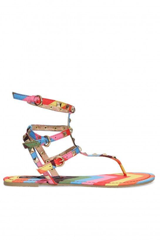 Scarpe arcobaleno | Gioia!