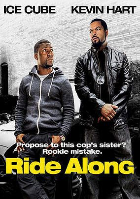 Ice cube's scowl got old in this movie, but Kevin Hart was hilarious!
