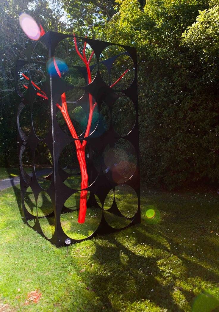 Red tree - Steve Molloy