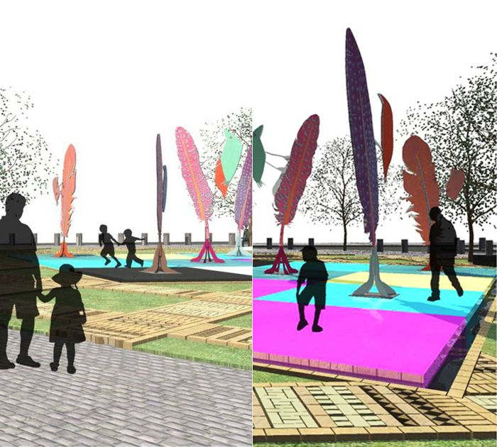 Fook Island by Ora Joubert & Earthworld Architects