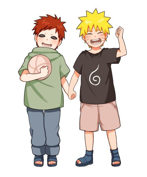 477 Best Images About Gaara On Pinterest