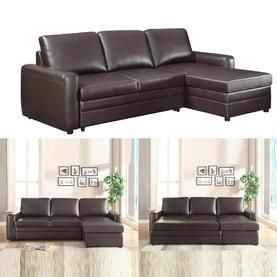 Sectional Sofa Bed With Storage Chaise