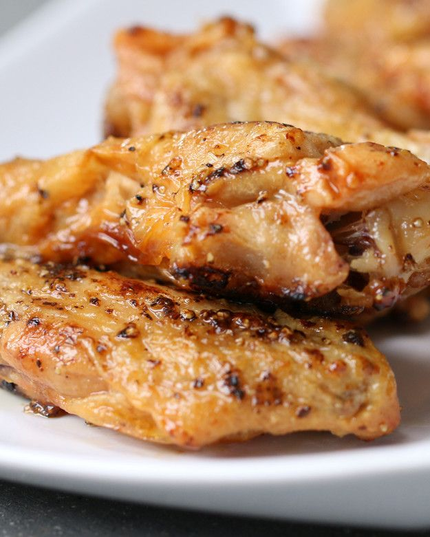 Lemon Pepper Wings   Bring The Takeout Home With These Four Easy Ways To Make Baked Chicken Wings