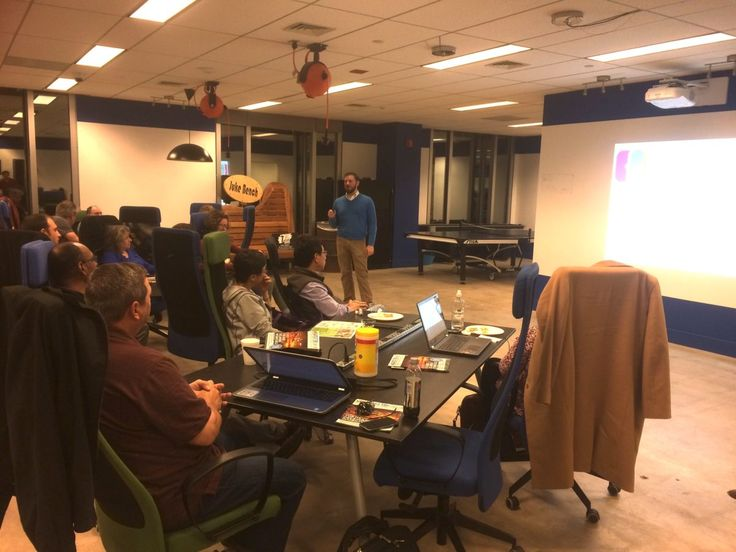 Hackathon newbie? Here's where to start to get ready for the Open Data Challenge Open Data Delaware cofounder Ryan Harrington offered some tips at Thursday's Open Data Challenge kickoff.