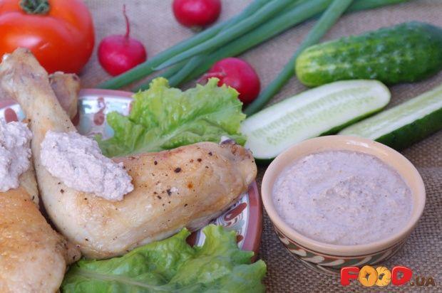 Ореховый соус для курицы - Кулинарные рецепты на Food.ua