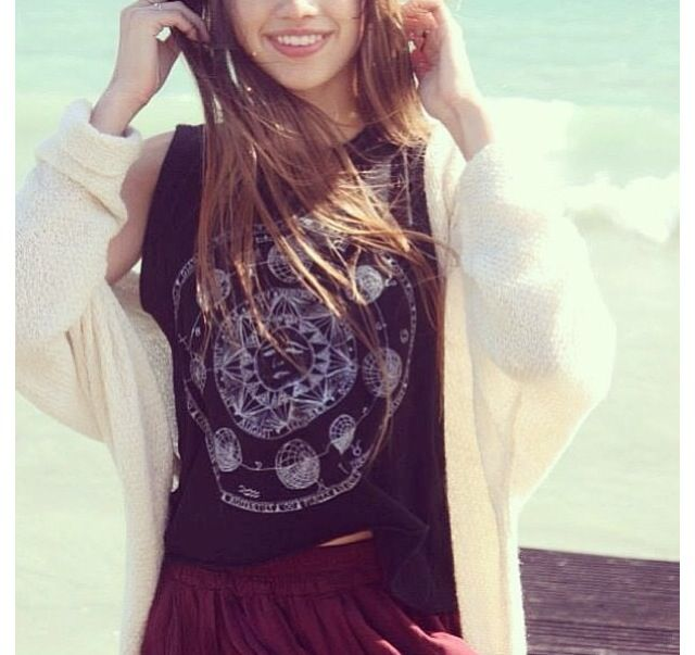 brandy melville outfit