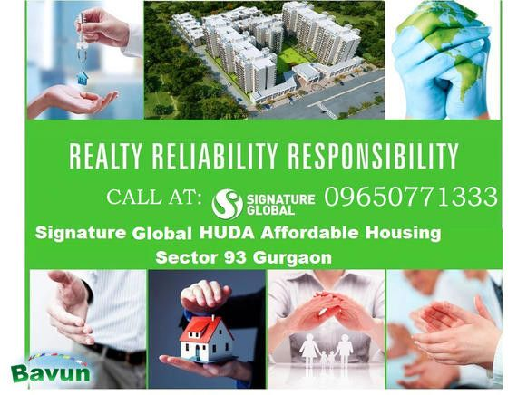 Signature Global Orchard Avenue Affordable Housing Sector 93 Gurgaon 3bhk Affordable Housing Sector 93 Gurgaon flat and apartments Key Highlights Fifth Affordable Housing Project ...