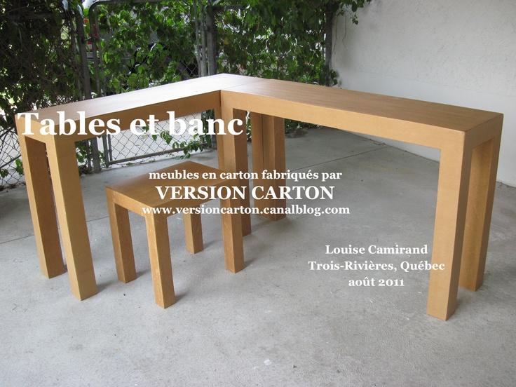 279 best carton images on Pinterest Cardboard furniture - Fabriquer Une Chambre Noire En Carton
