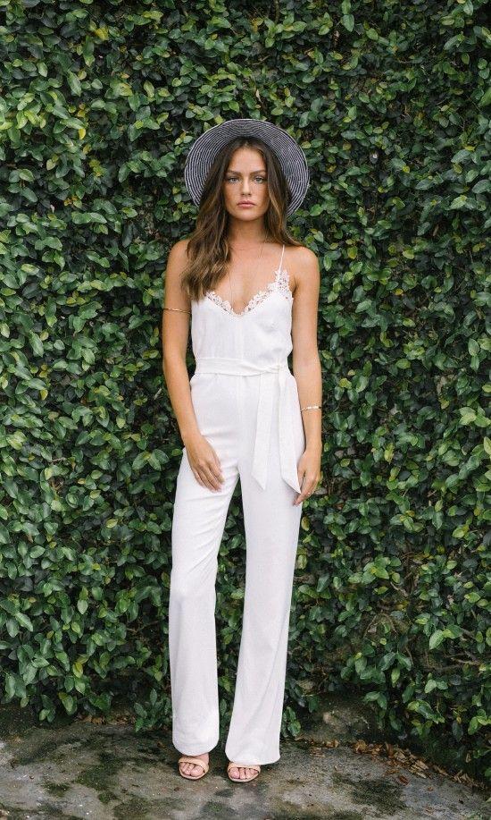 Flamengo blanc | Rime Arodaky | Creatrice de Robe de Mariée