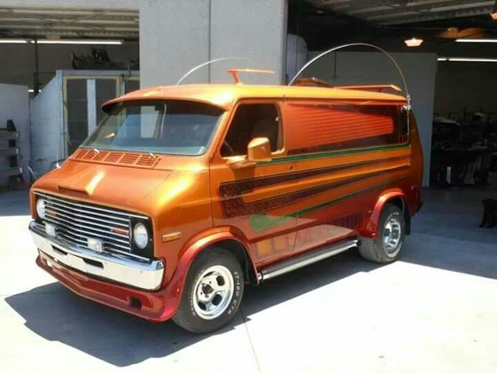 Dodge Work Van >> If you see this Dodge van a rockin don't come a knockin | VANS | Pinterest | Dodge Van, Dodge ...