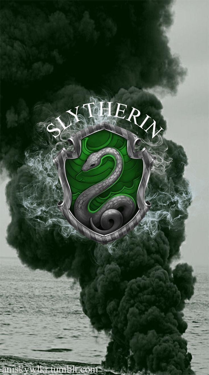 Slytherin House Harry Potter Harry Potter Wallpaper Harry Potter Tumblr Harry Potter Background
