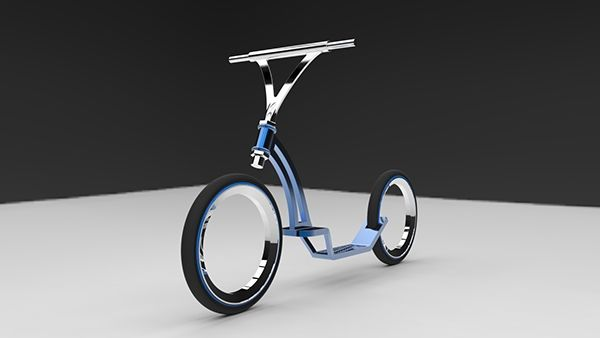 Children's Scooter Redesign on Behance