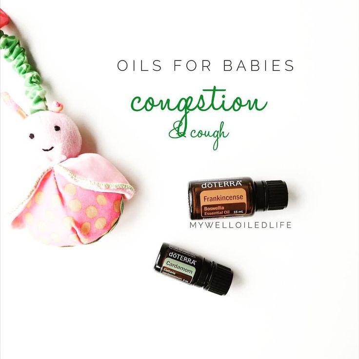 Oils For Babies Congestion Amp Cough Dōterra Oils Kayla