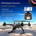 Mooie stabiele Drone met Auto-Return en Realtime View van de camera op jouw smartphone! De JDX 509W heeft een aantal gave functies waardoor het vliegen iets makkelijker wordt: Auto-Opstijgen, Auto-Landen en Auto-Return! Hierdoor kan iedereen een Drone besturen! Nu voor maar €46 !  http://gadgetsfromchina.nl/jdx-509w-drone-met-realtime-view-e46/  #Gadgets #Gadget #Drone #Quadcopter #camera #fly #vliegen #auto-return #Tech #Technology #Mannen #Men #Gift #Cadeau #GadgetsFromChina