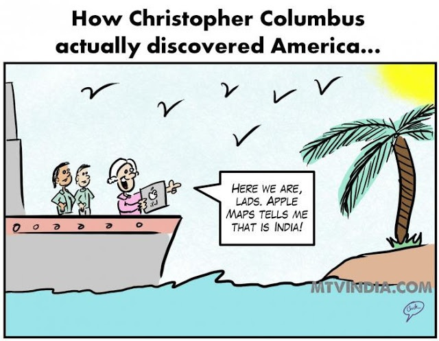 The importance of christopher columbus discovery of america