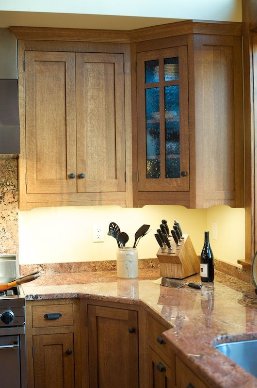 Wood Kitchen Cabinets By Mullet Cabinet In Millersburg, Ohio   I Really  Like How Warm