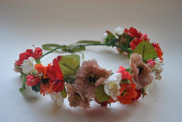 Flower+crown++from+Fasterel+by+DaWanda.com