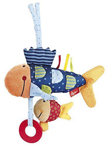 Sigikid 40104 PlayQ - Baby, Fisch