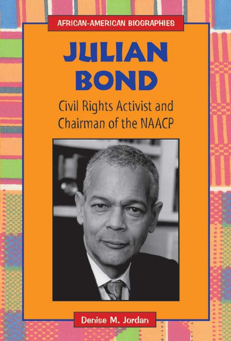Julian Bond: Civil Rights Activist and Chairman of the NAACP (African-American Biographies (Enslow)) Price:$8.0