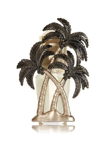 Tropical Palm Trees Wallflowers Fragrance Plug  I really want some different wallflower plugs for my birthday this year!